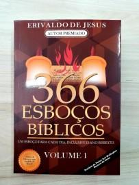 366 Esboços Bíblicos - Pr. Erivaldo de Jesus