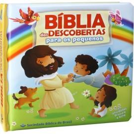 Biblia Das Descobertas Para Os Pequenos