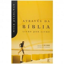 Atraves Da Biblia Livro Por Livro Myer Pearlman
