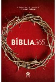 Biblia 365 Coroa Vermelha Leituras Diarias