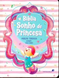 Biblia Sonho De Princesa  Marilene