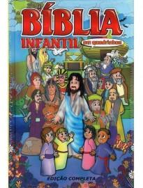 BIBLIA INFANTIL EM QUADRINHOS CPP