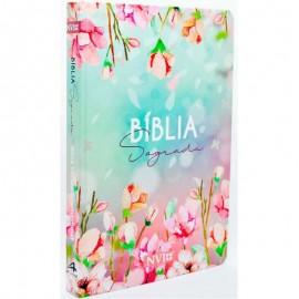 Biblia  Nvi Flores Capa Dura