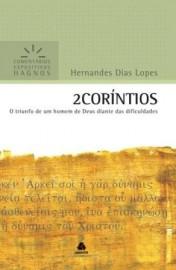 2 Corintios -  Hernandes Dias Lopes comentario expositivo