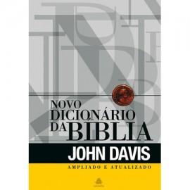 Novo dicionário da bíblia john davis