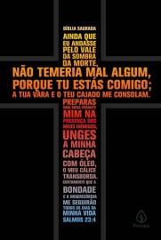 Bíblia sagrada - ACF - salmo 23 Capa Dura Ciranda
