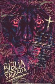 BÍBLIA ACF SLIM LION CHALK