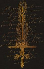 Bíblia Arc Espada De Fogo - Letra Normal capa dura