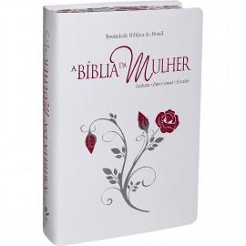 Biblia Da Mulher Nova Grande Primavera Ra