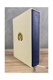 Bíblia de Estudo da Fé Reformada Luxo azul