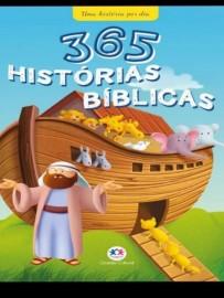 365 Histórias bíblicas - ciranda cultural