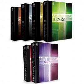 Comentário Bíblico Matthew Henry Obra Completa