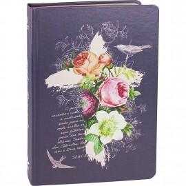 Bíblia Sagrada - Capa Rosas capa dura