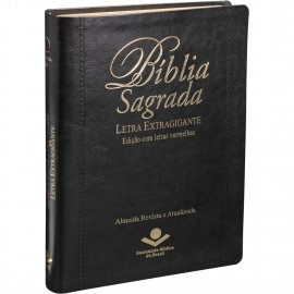 Biblia Extragigante  PJV  Preta RA