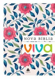 Biblia Viva Media Brochura Floral