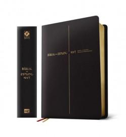 Bíblia De Estudo - Nvt - Capa Preta