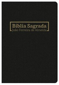Biblia  Brochura Preta Rc Geografica