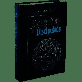 Bíblia De Estudo Do Discipulado Luxo Naa