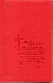 Biblia Aec Almeida Contemporanea Cruz Verme Slim