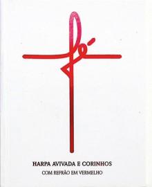 Harpa Avivada e Corinhos pequena Brochura M.10 Fe branco