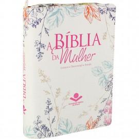 Biblia Da Mulher Media  Ziper Ra