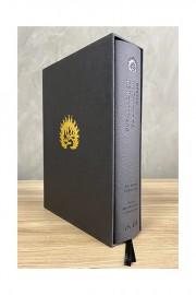 Bíblia de Estudo da Fé Reformada luxo Preto