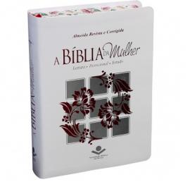 Biblia Da Mulher Media Primavera Rc