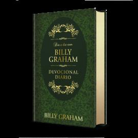 Dia a dia com Billy Graham – Capa Dura