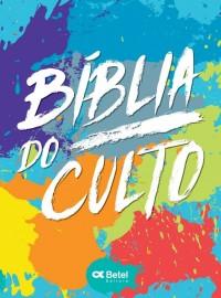 Biblia Do Culto Pequena Tintas Harpa E Corinhos