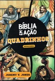 Biblia Em Ação Quadrinhos Devocional