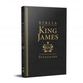 Bíblia King James Atualizada Slim Kja Preta