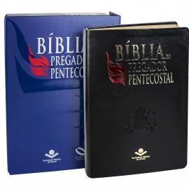 Bíblia do Pregador Pentecostal NAA preta