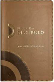 Biblia Do Discipulo Nvi Marrom luxo