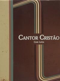 CANTOR CRISTAO MEDIO BROCHURA