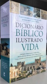 Dicionario biblico ilustrado vida capa dura