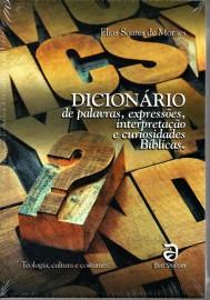 Dicionario De Palavras Expressões Interpretação