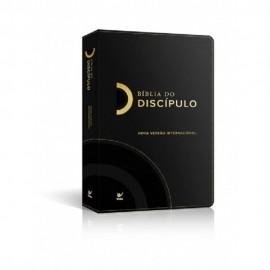 Biblia Do Discipulo Nvi Luxo Preta