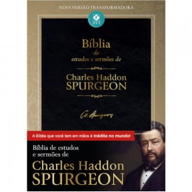 Biblia Estudos  Charles  Spurgeon