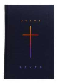 Bíblia Sagrada Jesus Saves Naa Capa Dura