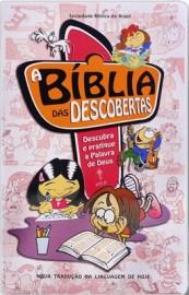 Biblia Das Descobertas Rosa Ntlh