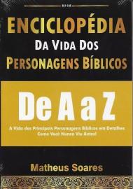 Enciclopédia Da Vida Dos Personagens Biblicos De A Z biblos