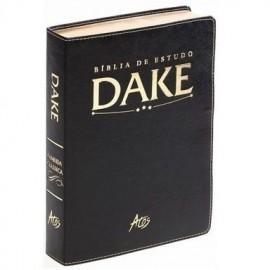 BIBLIA DAKE PRETA CLASICA