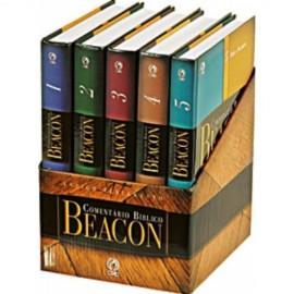 Comentario Biblico Beacon Capa Dura  Antigo Test 5 Livros