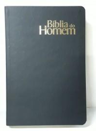 Biblia Do Homem Devocional Preta