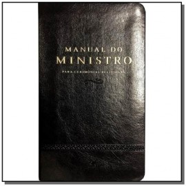 Manual  Do Ministro Luxo Preto