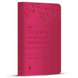 Biblia Pregação Expositiva Rosa Hernandes Dias