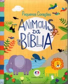Pequenos Coracoes Animais Da Biblia - Ciranda Cultural
