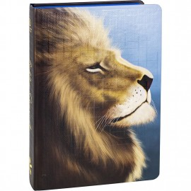 Bíblia Sagrada - Capa Leão capa dura