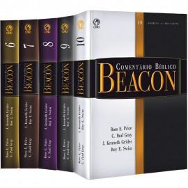 Comentário Bíblico Beacon NT- Capa Dura