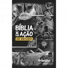 biblia em acao de estudo capa especial